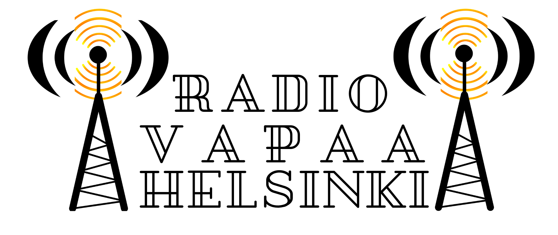 Logo for Radio Vapaa - Helsinki